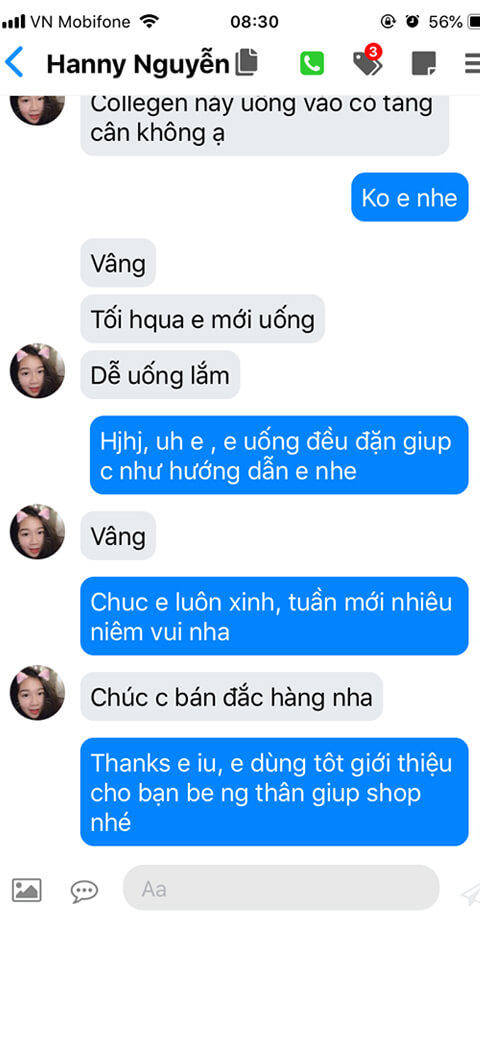 review nước uống collagen koharu myphamhera.com