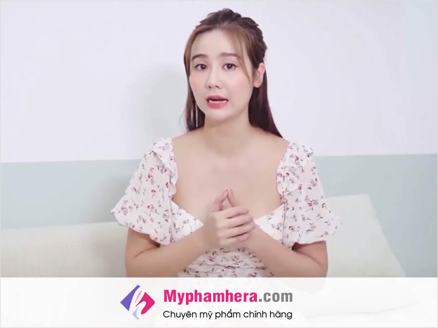 review viên uống diamond white diễn viên phan minh huyền myphamhera.com