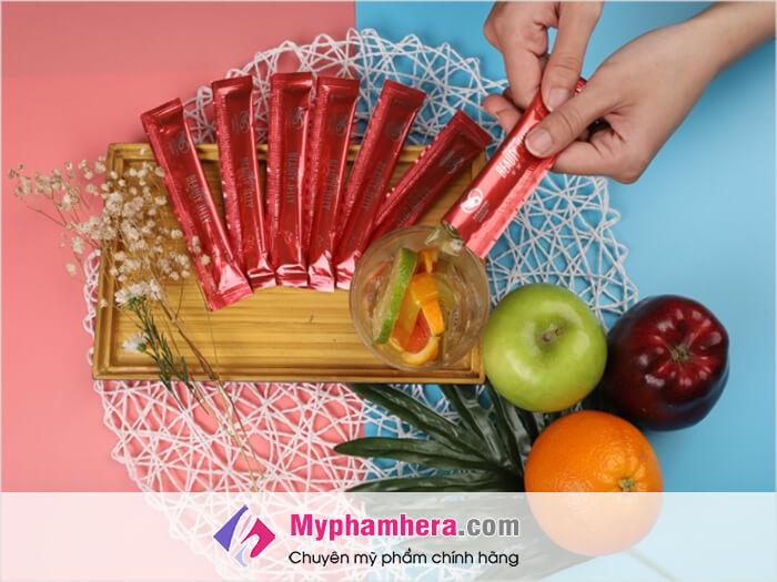 Cách sử dụng thạch ăn Beauty Jelly-myphamhera.com