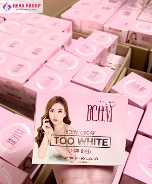 avata kem dưỡng trắng da body too white beovi myphamhera.com