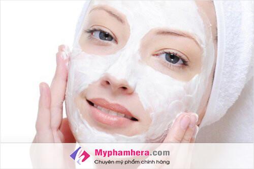 Đắp mặt nạ thường xuyên để chăm sóc da