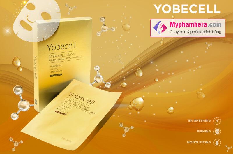 mặt nạ tế bào gốc yobecell myphamhera.com