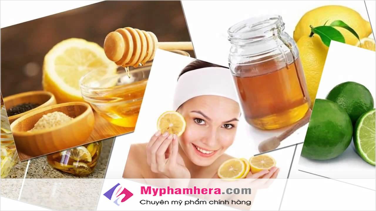 Cách làm trắng da mặt với dầu dừa và nước cốt chanh