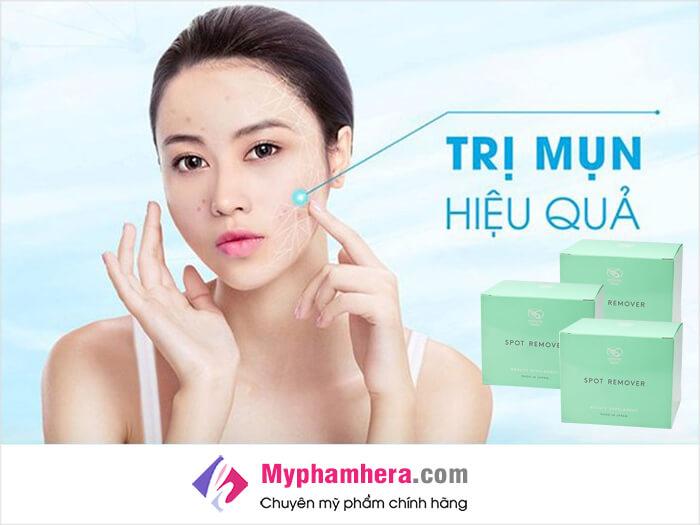Những ai đượcsử dụng được Viên uống trị mụn Shiratori Spot Remover-myphamhera.com