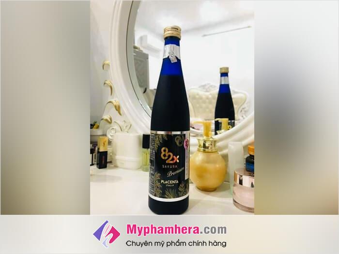 Nước uống Collagen 82x là gì-myphamhera.com