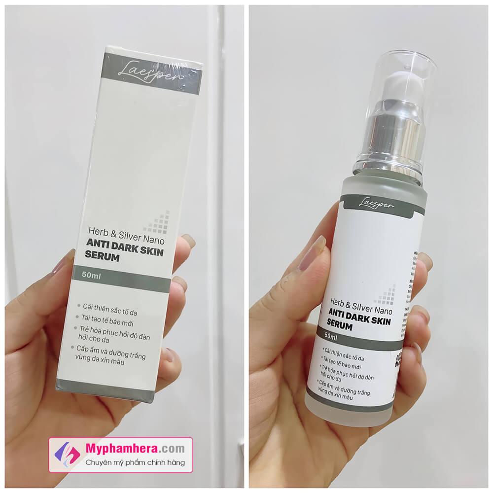 Serum đặc trị thâm Anti Dark Skin Serum myphamhera.com