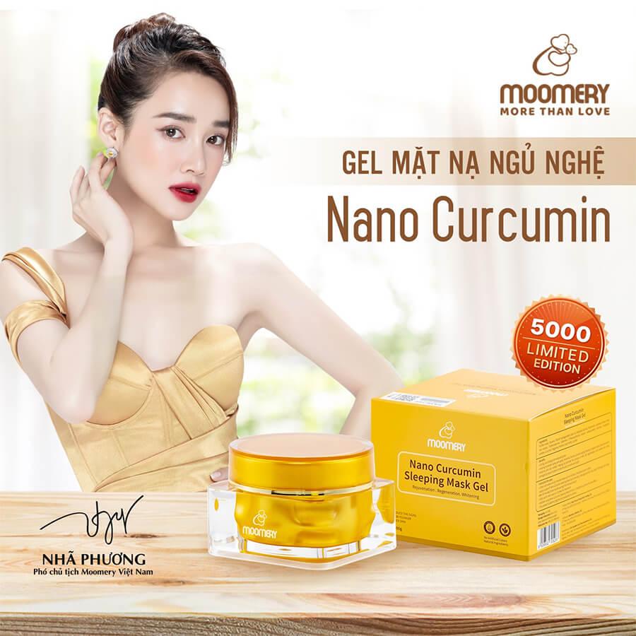 gel mặt nạ ngủ nghệ nano moomery nhã phương myphamhera.com