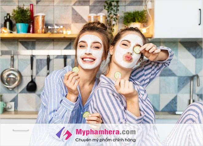 Bổ sung các hợp chất chống oxy hóa vào thực đơn và chu trình Skincare