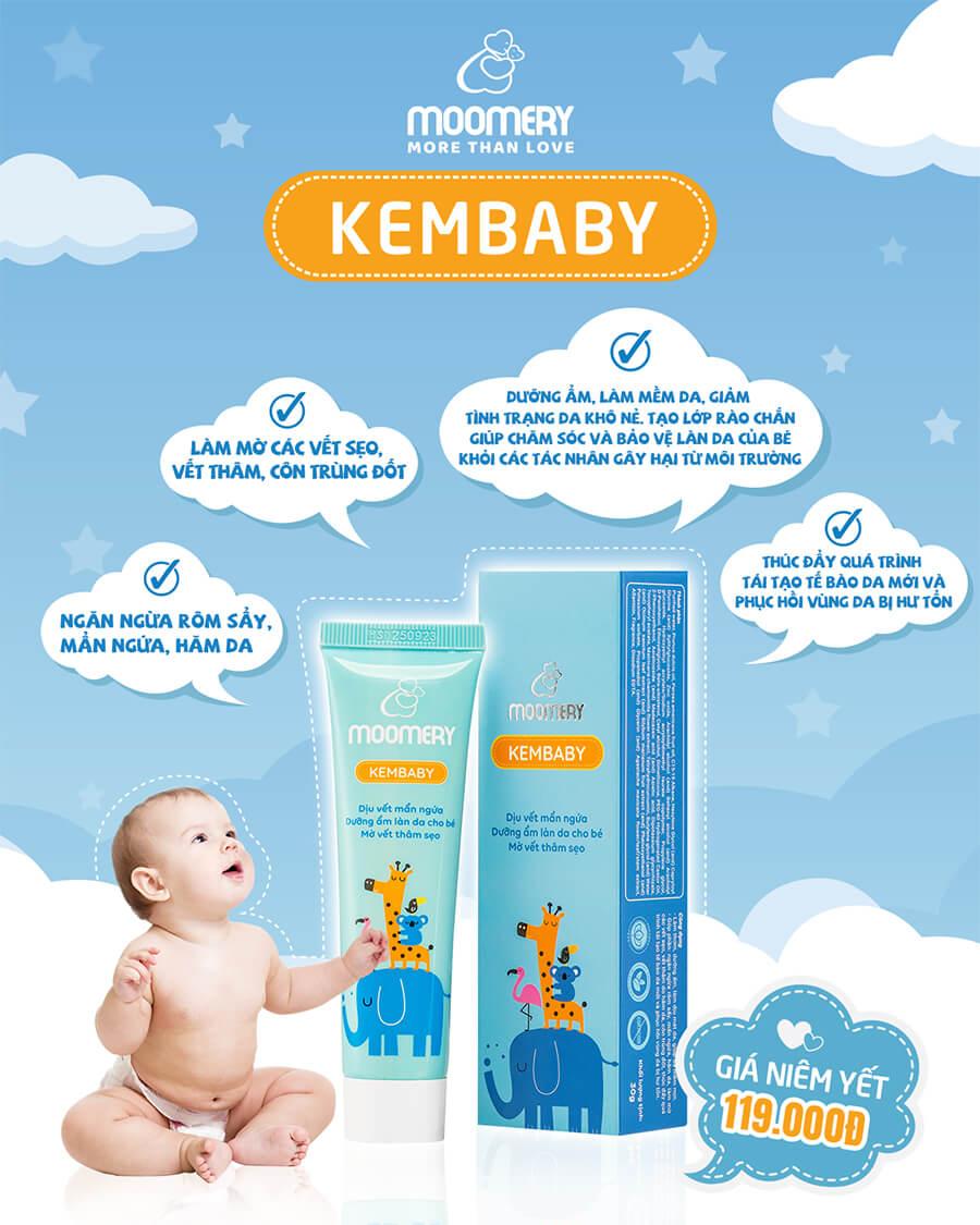 công dụng kem baby đa năng moomery myphamhera.com