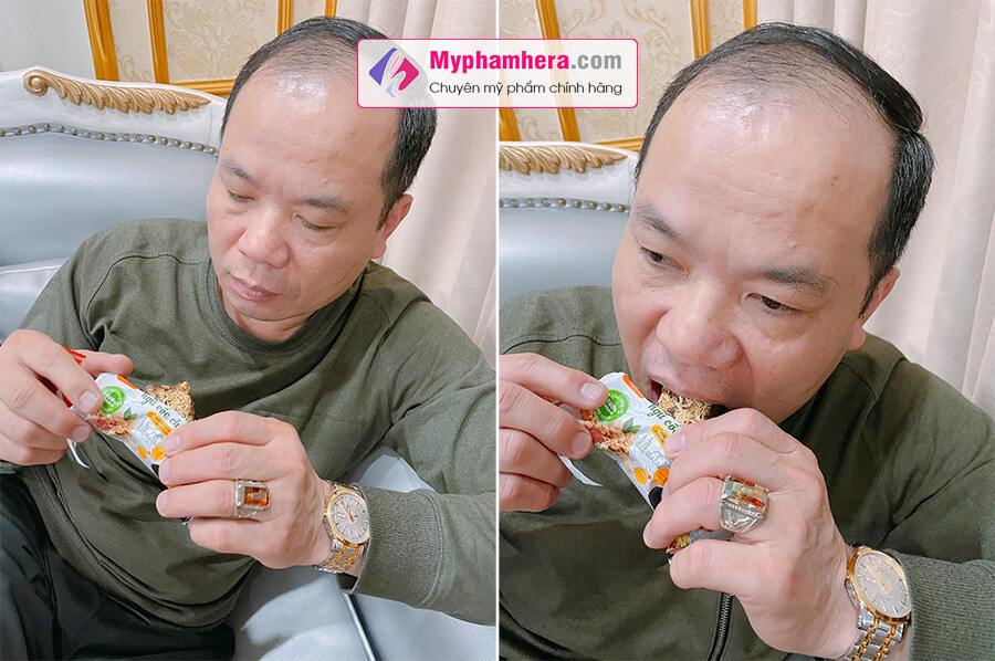 hướng dẫn sử dụng thanh cơm lứt ngũ cốc herbslim myphamhera.com