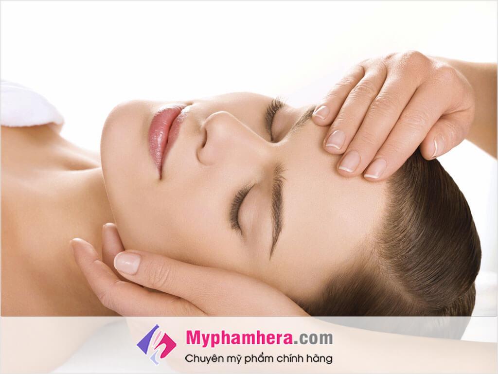 Giúp cho các dưỡng chất dễ thẩm thấu vào bên trong da
