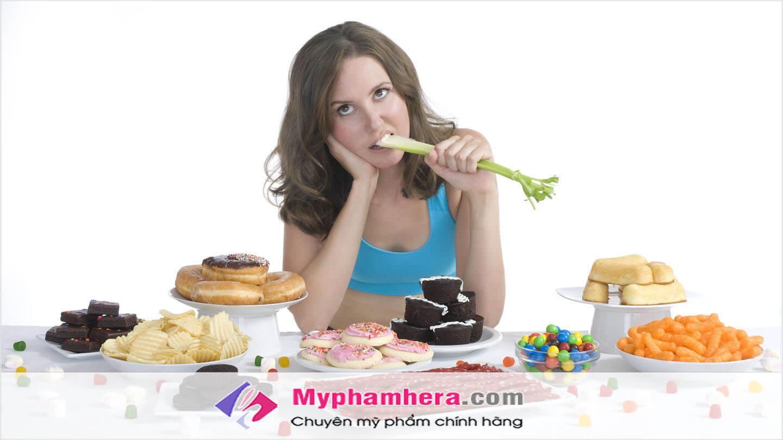 Chế độ ăn uống không đủ chất