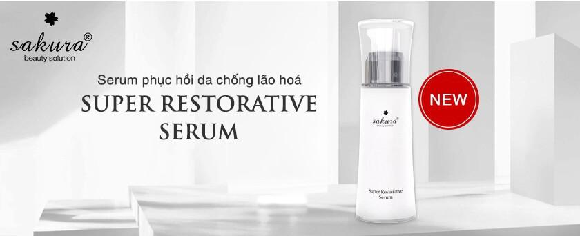 banner serum phục hồi chống lão hóa sakura myphamhera.com