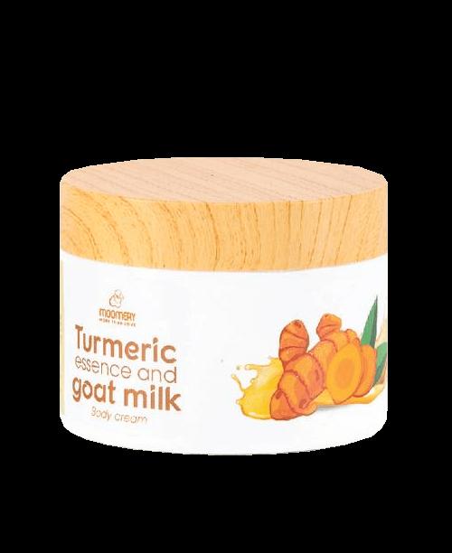 kem body tinh nghệ cốt đặc sữa dê moomery myphamhera.com