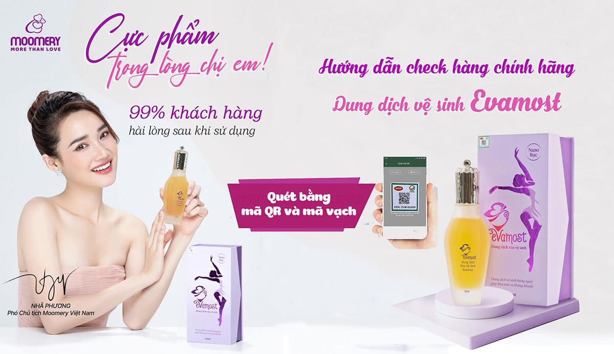 Avata Dung dịch rửa vệ sinh evamost-Myphamhera.com