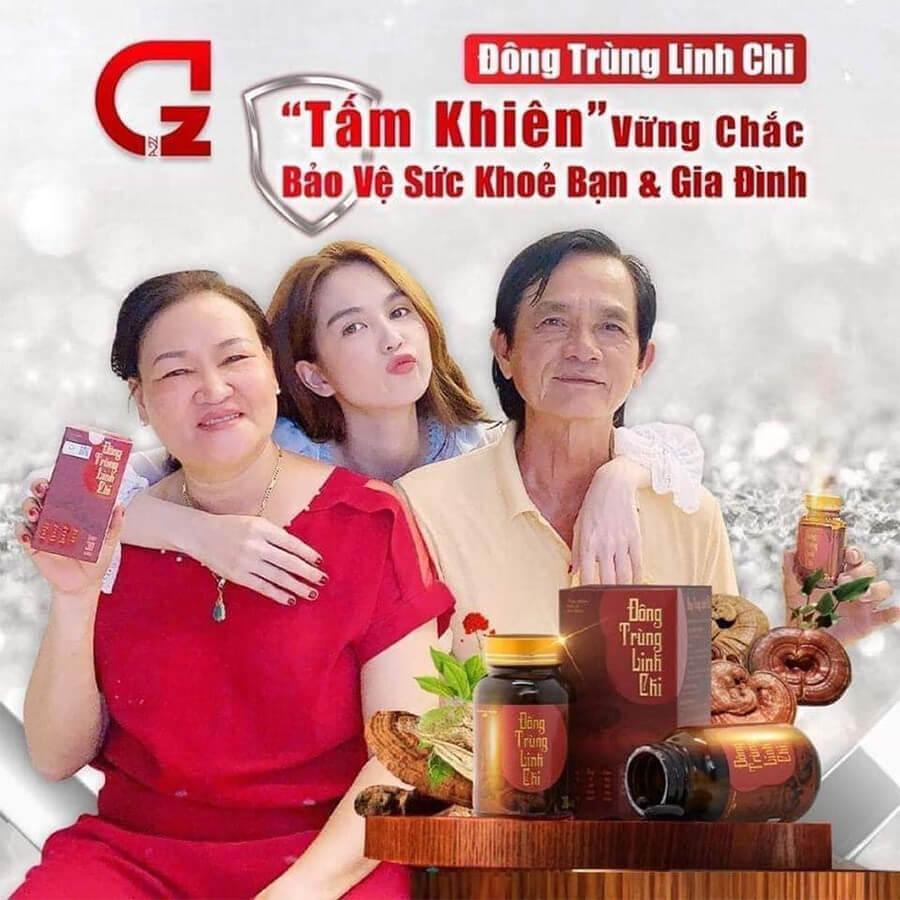 Viên uống đông trùng linh chi-Myphamhera.com