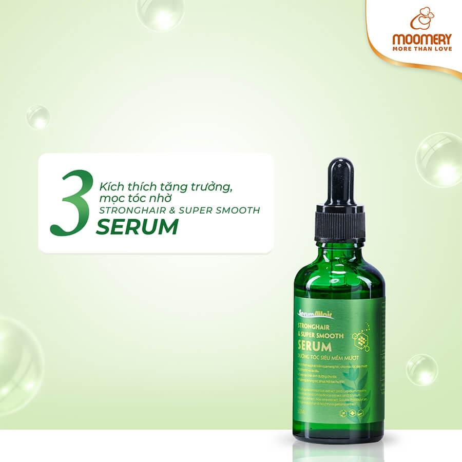 Bộ dầu gội serum4hair-Myphamhera.com