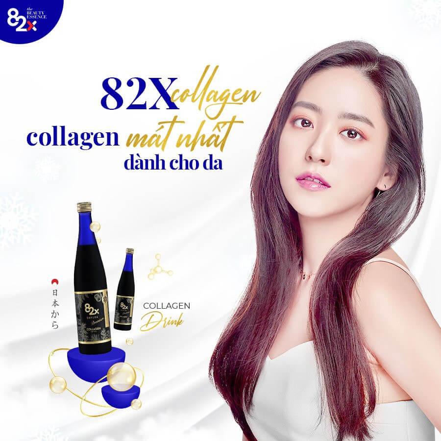 Nước uống collagen 82x-Myphamhera.com