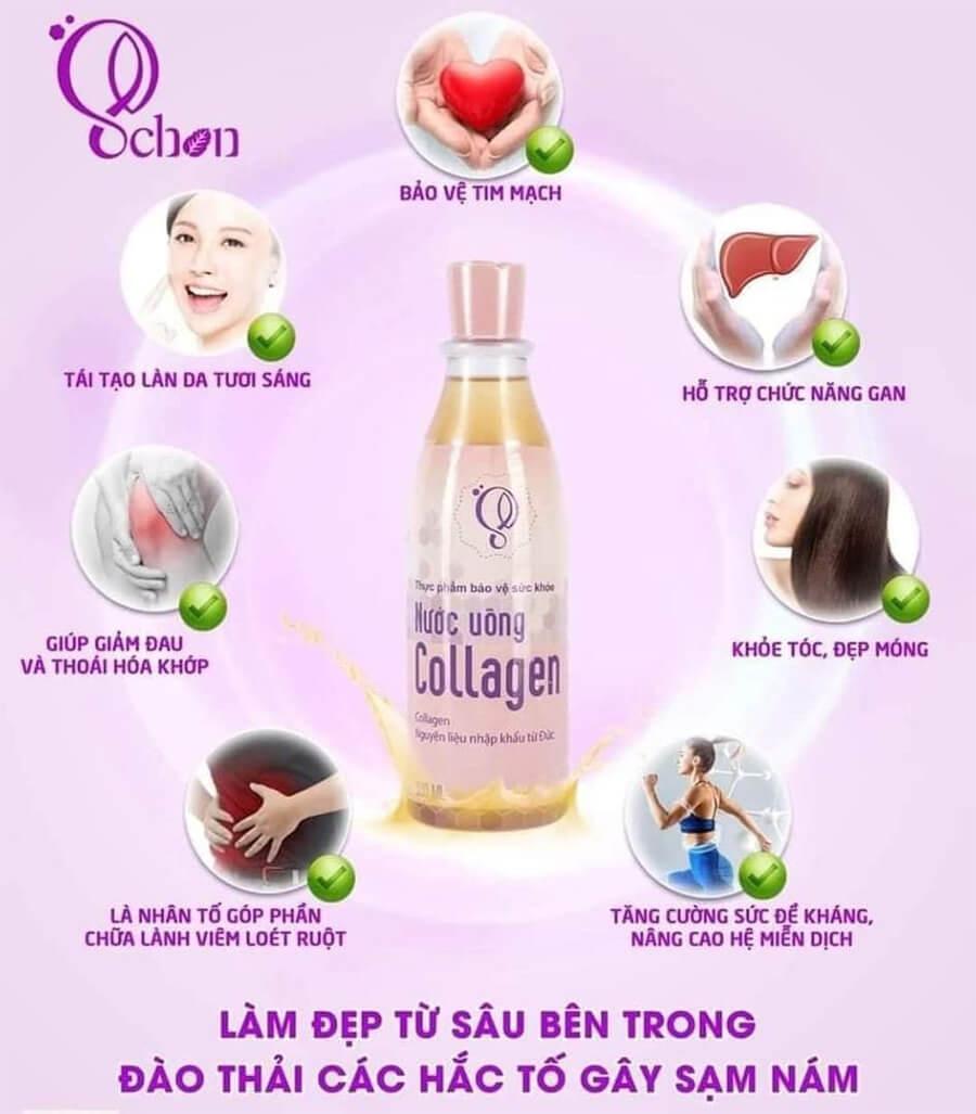 Nước uống collagen Schon-myphamhera.com
