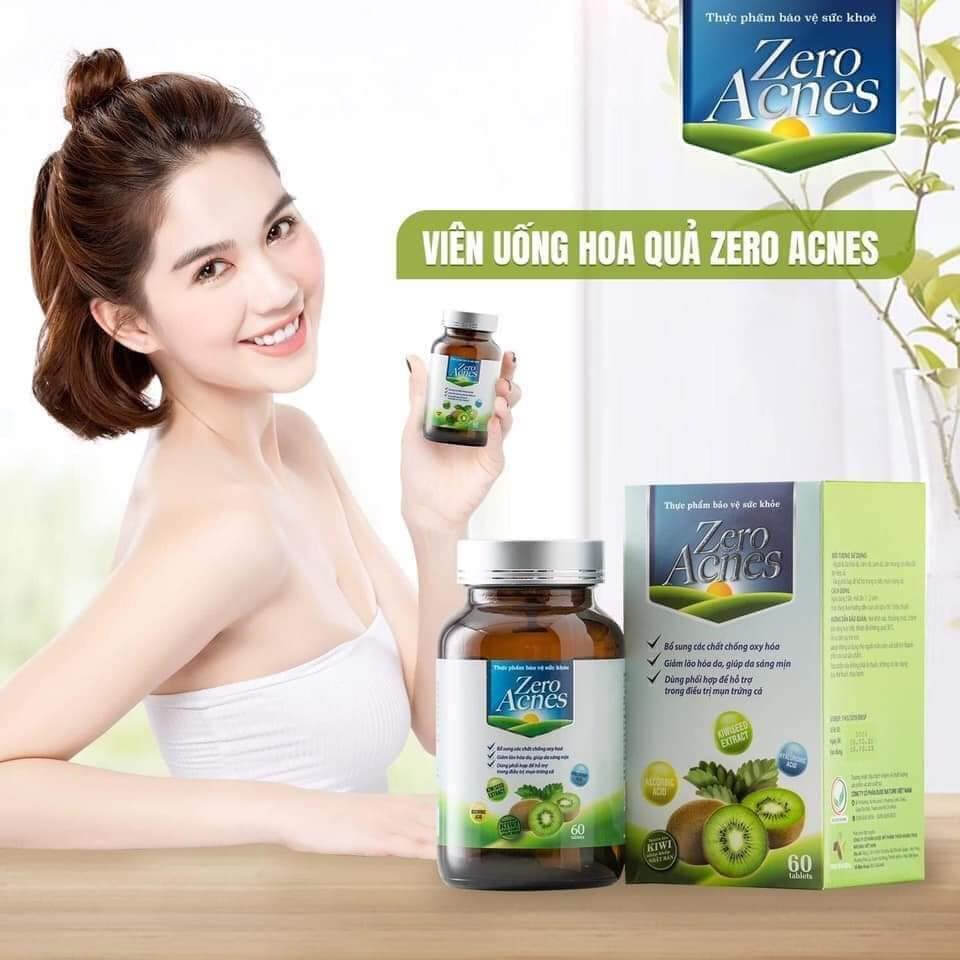 Viên uống hoa quả zero acnes-Myphamhera.com