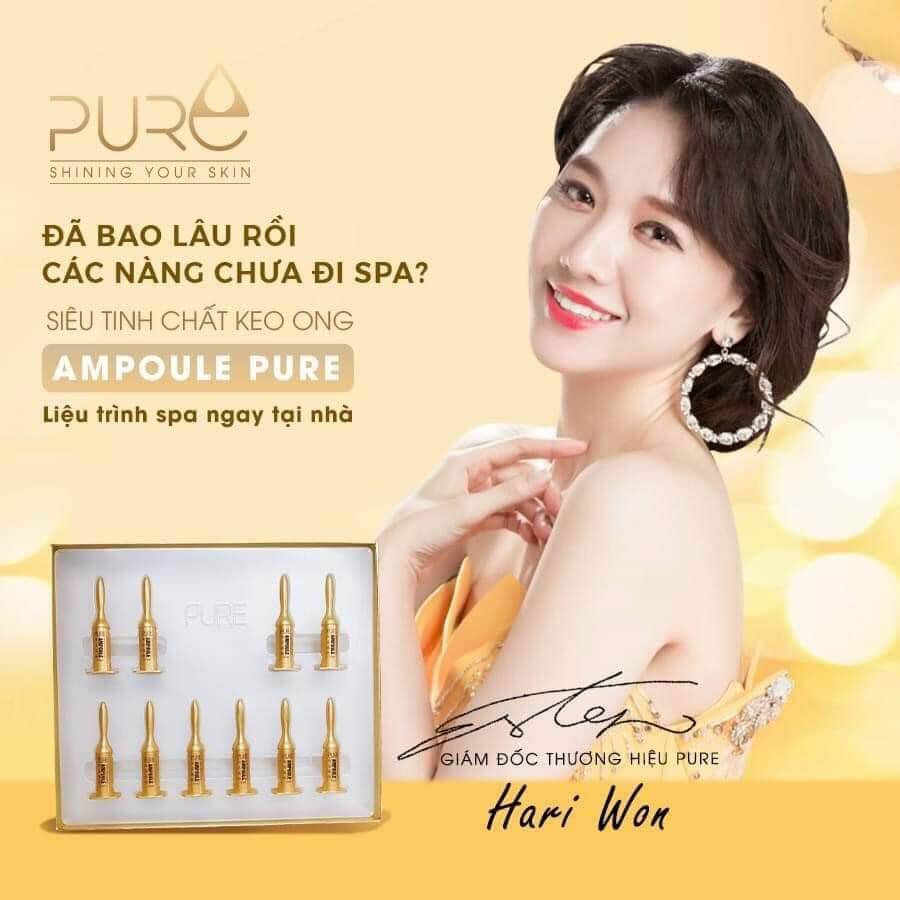 Tinh chất keo ong ampoule Pure-Myphamhera.com