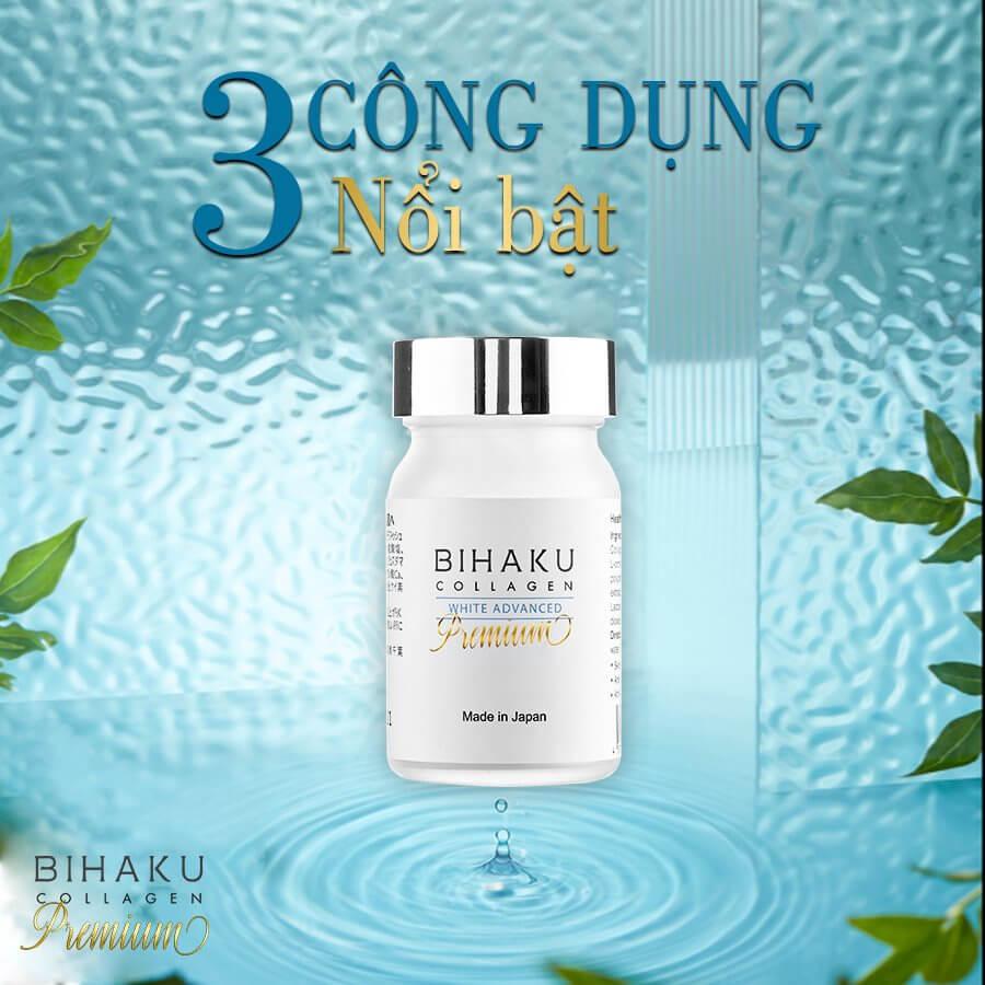 3 công dụng nổi bật viên uống bihakura nhật bản myphamhera.com